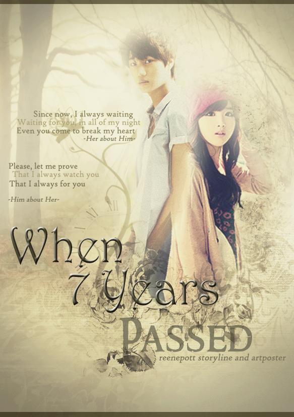 when 7 years passed